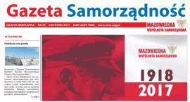 Listopadowy 29 nr gazety Samorządność