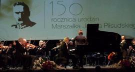 Wyjątkowy koncert na 150 urodziny Marszałka Piłsudskiego