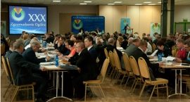 XXX Zgromadzenie Ogólne Związku Gmin Wiejskich Rzeczypospolitej Polskiej