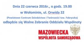 MWS po Zjazdach w Płońsku i Pruszkowie, kolejny będzie Wołomin