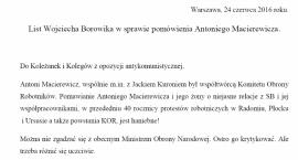 list-wojciecha-borowika-w-sprawie-pomowienia-antoniego-macierewicza
