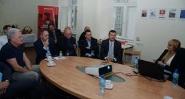 Spotkanie Klubu Gospodarczego MWS - Bank Pocztowy